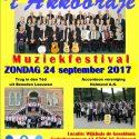 24 september 2017 Festival 't Akkoordje